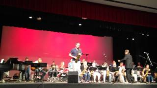 Fair Dinkum Blues - Glenelg HS Alumni Jazz Band: Mr. Enzman Tribute Concert