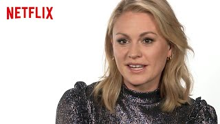 The Irishman's Anna Paquin on Working With Scorsese | Netflix