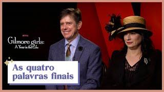 Palladinos: Quatro Palavras Finais - TVLine (legendado)