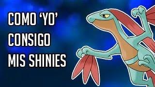 Guía Pokémon X / Y - Como YO encuentro un shiny o variocolor