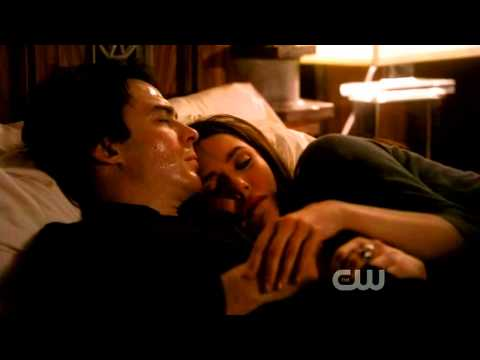 "Damon and Elena ""I Think I'll Be Brave"""