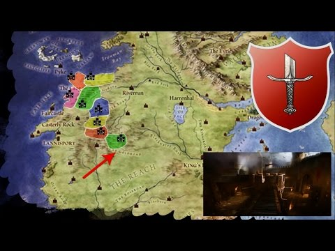 Houses of the Westerlands and Their History   Map of the Known Houses of Westeros