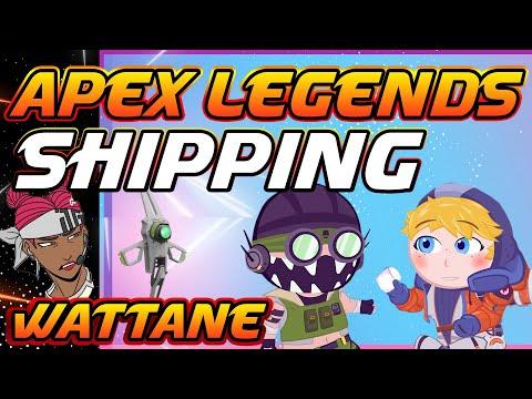 WATTSON And OCTANE - (WATTANE SHIP): APEX LEGENDS SEASON 4