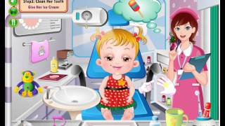 Baby games -baby hazel dental care -Baby Hazel Game Movie 2015