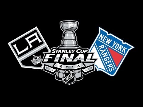 NHL 14: Stanley Cup Final Simulation   SportsCenter Edition   Kings vs Rangers