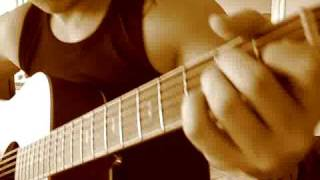 cours guitare - Zaho je te promets by Gilles ROQUES