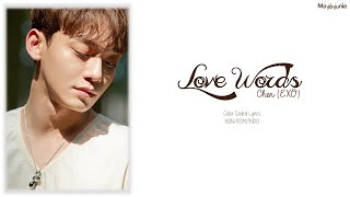 Download Chen (첸) – Love Words (사랑의 말) (Indo Sub) Mp3
