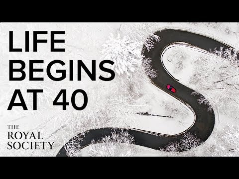 Life begins at 40: the biological and cultural roots of the midlife crisis | The Royal Society