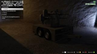 GTA 5 DLC GunRunning #3 | Mejorando el Camion y el Antiaereo