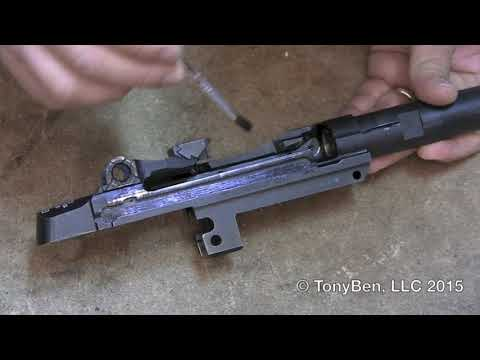 M14/M1A Detailed Lubrication Instructions