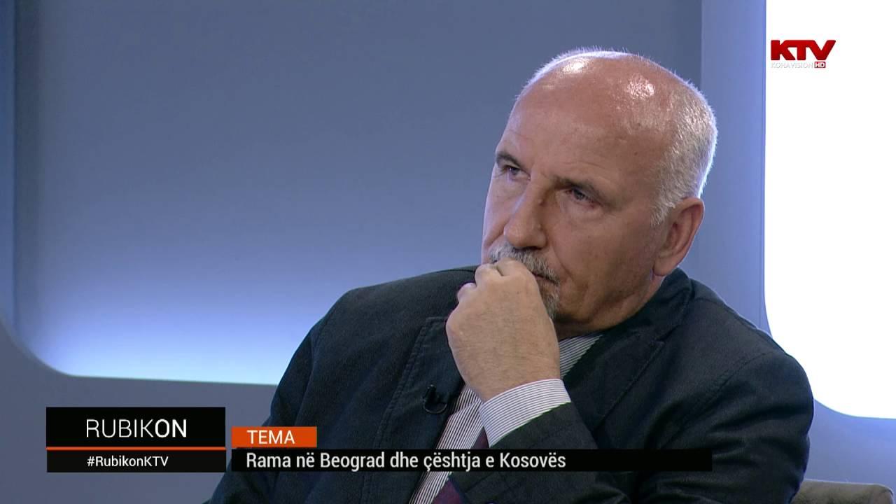 RUBIKON - Rama ne Beograd dhe ceshtja e Kosoves 18 10 2016