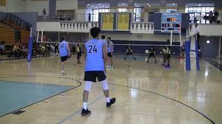 Heritage High School: BVAL Champs 2018! Boys Varsity Volleyball, Senior Night 5-1-18