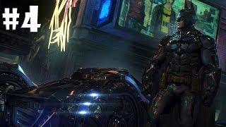 #4 Batman Arkham Knight | По следам Рыцаря Аркхема, дирижабли Стэгга, квест с Кроком