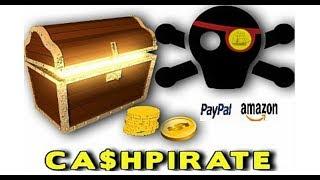 CashPirate | Ứng dụng kiếm tiền nhiều nhanh nhất hiện nay