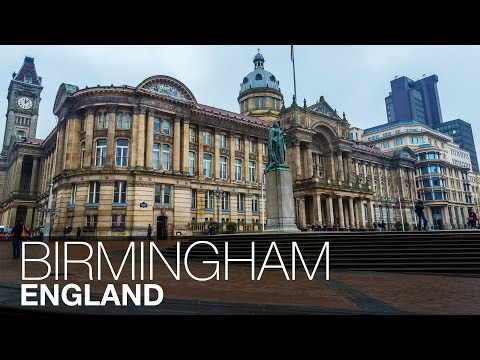 City of a Thousand Trades | Birmingham, England