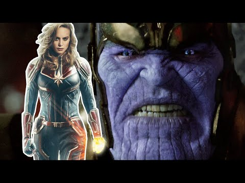 Why Thanos Should Fear Captain Marvel
