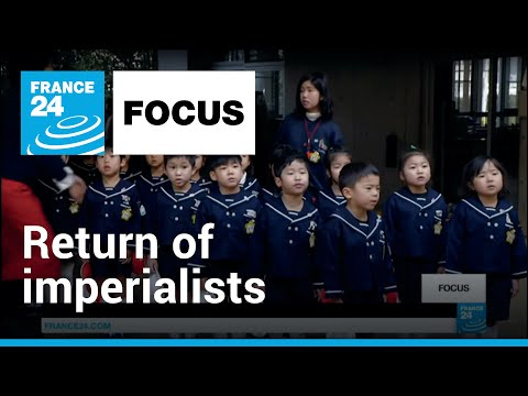 The return of Japan's imperialists