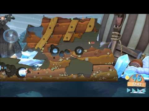 JGC Plays - Worms Clan Wars - Episode 1