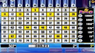 CasinoOnlineRating.com - Extra Bingo - Game Review