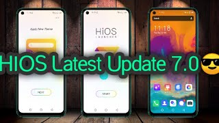 Tecno HIOS Launcher latest update 7.0 | Improve speed & Performance | Clean UI screenshot 2