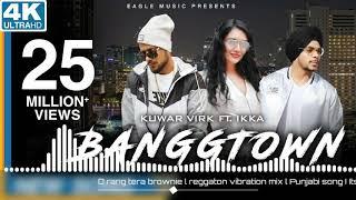 O Rang tera brownie l reggaton vibration mix l its DJ Vishal rock