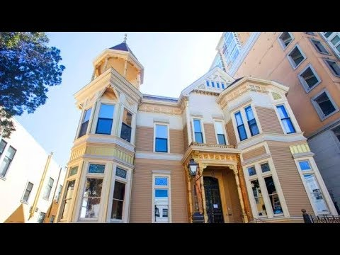 Most expensive Airbnb in San Francisco, mansion that costs $