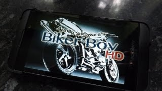 Biker Boy HD for BlackBerry 10