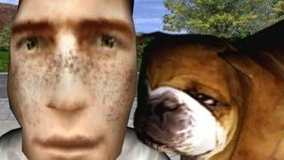 O Bulldog E O Entregador! - Pizza Dude
