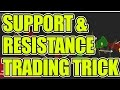 A Support And Resistance Trading Tip Most Traders Do Wrong