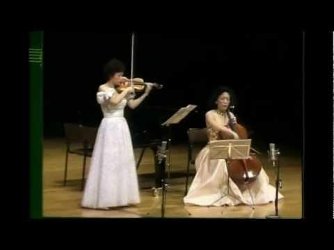 Kyung Wha Chung plays Kodaly Duo Op.7