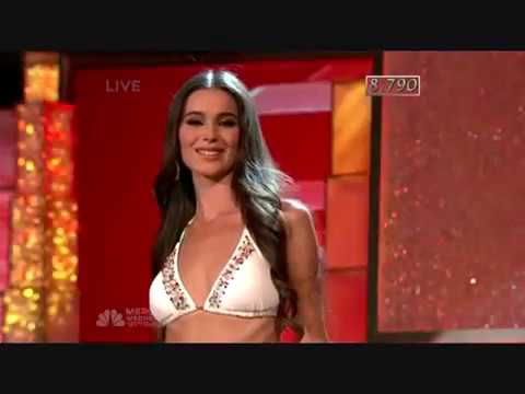 Miss Universe 2003-2009 Swimsuit Competition -Top 20-