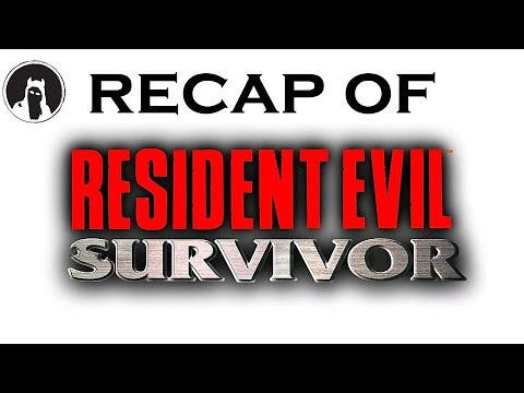 What happened in Resident Evil: Survivor? (RECAPitation)