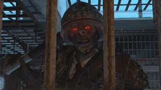Brutus Locked Up Richtofen! Edward Died in Blood of the Dead (Black Ops 4 Zombies Storyline)