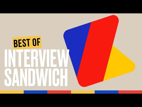 Le MEILLEUR des Interviews SANDWICH de Konbini