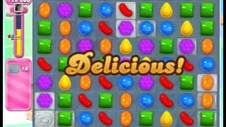 Candy Crush Saga Level 1063 No Boosters