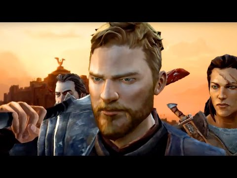 Asher's Story: All 6 Episodes (Game Of Thrones | Telltale Movie)