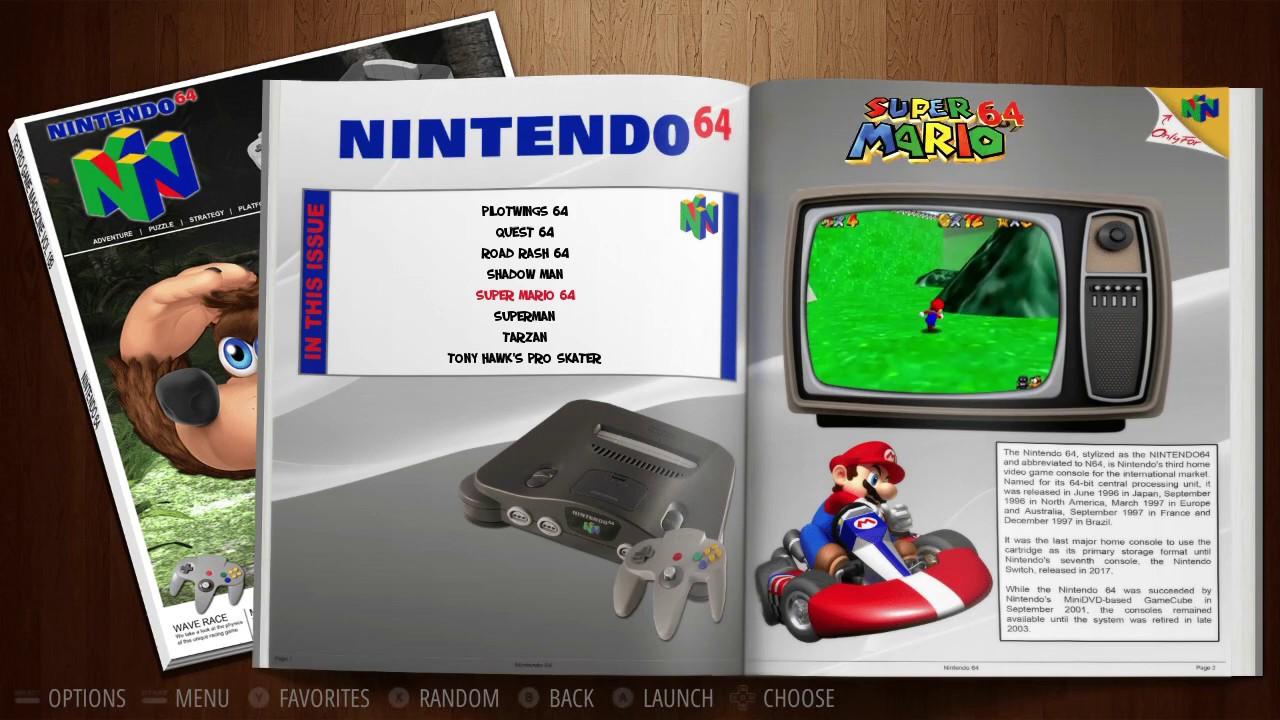 RetroPie - How set aspect ratio for Nintendo 64 ROMS