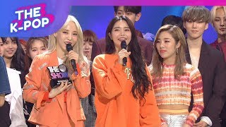 MAMAMOO, The Winner of THE SHOW! [THE SHOW 190319]
