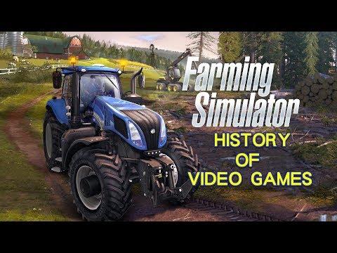 History of Farming Simulator (2008-2018) - Video Game History