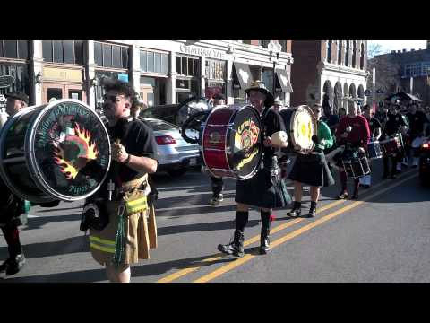 FDIC 2014 Pipes & Drums