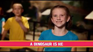 Behemoth is a Dinosaur Song Motions and Lyrics