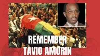 Remember Tavio Amorin