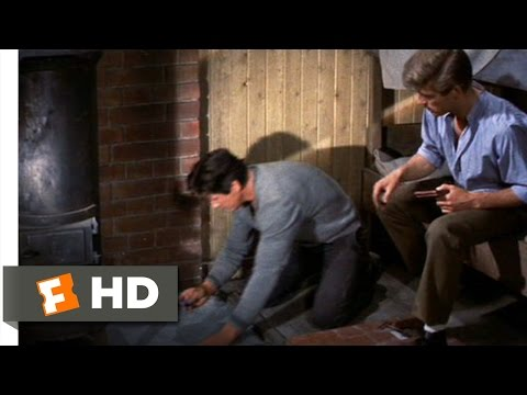 The Great Escape (3/11) Movie CLIP - Danny's 17th Tunnel (1963) HD
