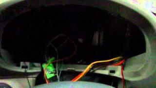 Установка сигнализации с автозапуском на Ладу Калину(Видео еще в процессе съемки, осталось снять еще несколько моментов...., 2014-03-02T17:19:27.000Z)