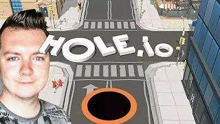 HOLE.io | GRY MOBILNE | VERTEZ | Android, iOS