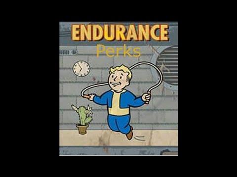 Fallout 4 Tips - Endurance Tree