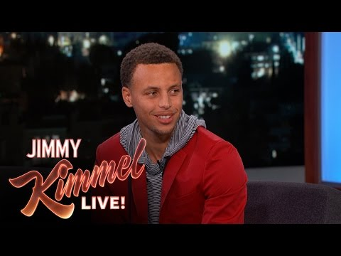 Thumbnail: Stephen Curry's Mouth Guard Chewing Habit