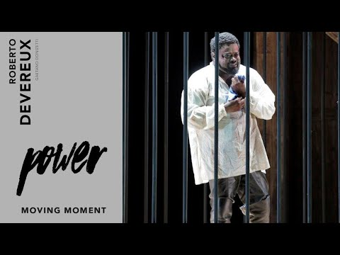 ROBERTO DEVEREUX -Moving Moment #3 Featuring Russell Thomas As Roberto Devereux