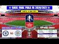 HASIL FINAL PIALA FA TADI MALAM ~ CHELSEA VS LEICESTER FA Cup 2021