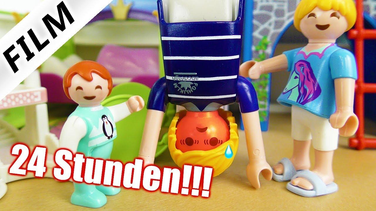 Playmobil Film Deutsch 24 Stunden Kopfstand Kinder Bestrafen